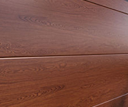 Rustic dark oak
